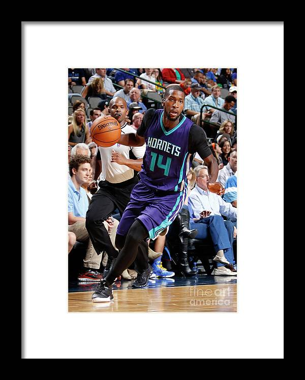 Sport Framed Print featuring the photograph Michael Kidd-gilchrist by Danny Bollinger