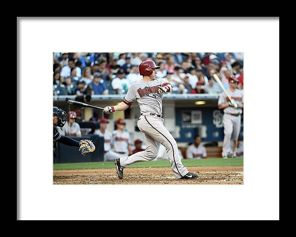 California Framed Print featuring the photograph Miguel Montero by Denis Poroy