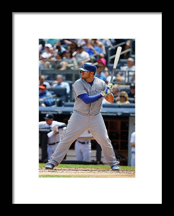 People Framed Print featuring the photograph Mike York by Al Bello