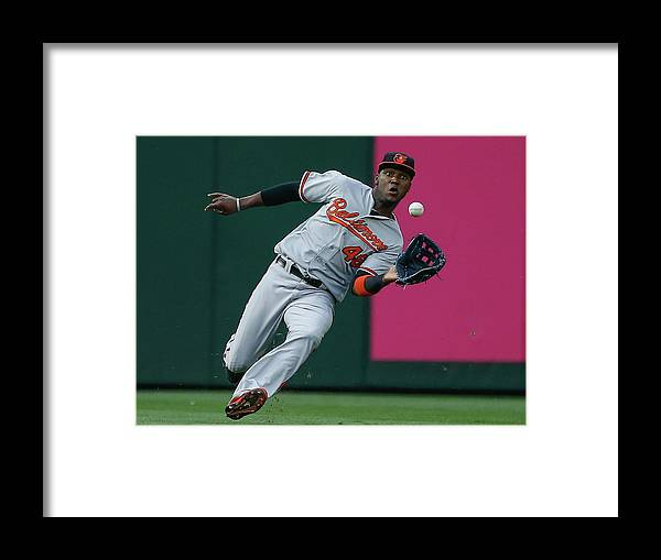 People Framed Print featuring the photograph Mike Zunino by Otto Greule Jr