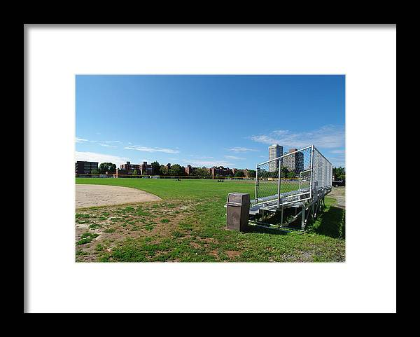 Civil Engineering Framed Print featuring the photograph Mit College Campus, Cambridge by HaizhanZheng