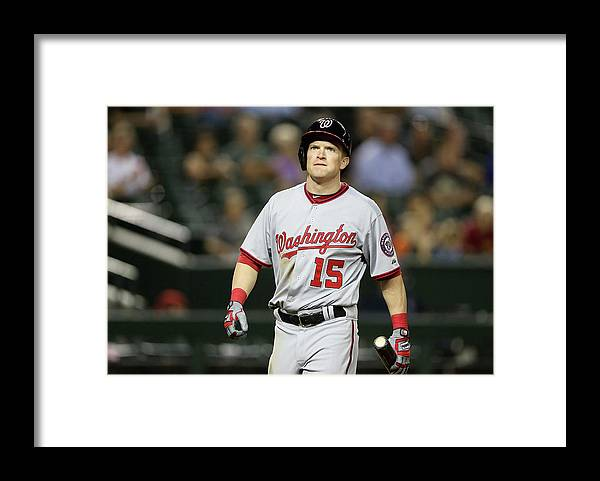 National League Baseball Framed Print featuring the photograph Nate Mclouth by Christian Petersen