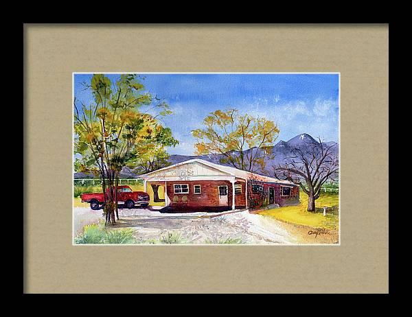 New Mexico House by Cheryl Prather