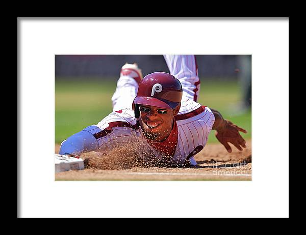 Nick Williams Framed Print featuring the photograph Nick Williams by Drew Hallowell