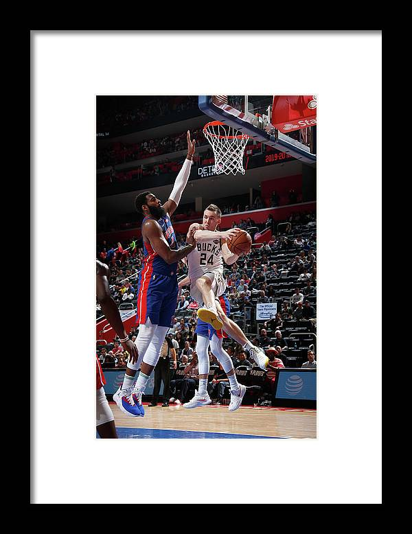 Playoffs Framed Print featuring the photograph Pat Connaughton by Brian Sevald