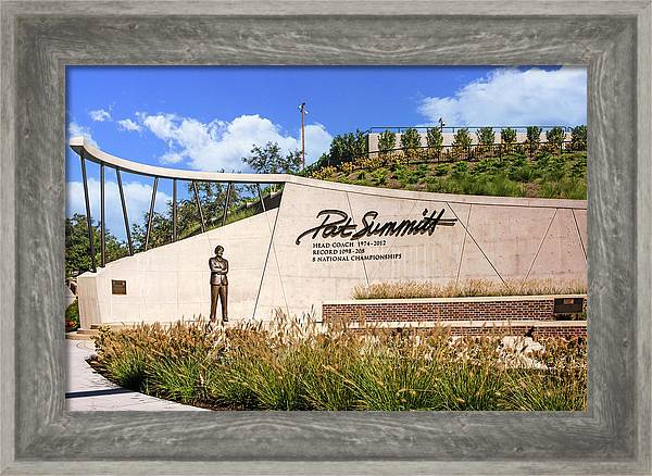 Pat Summitt Plaza Knoxville by Chris Smith