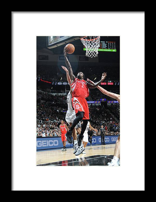 Nba Pro Basketball Framed Print featuring the photograph Patrick Beverley by Mark Sobhani