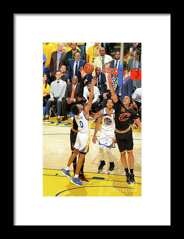 Playoffs Framed Print featuring the photograph Patrick Mccaw by Jesse D. Garrabrant