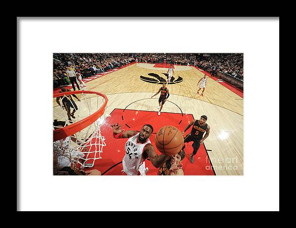 Patrick Patterson Framed Print featuring the photograph Patrick Patterson by Ron Turenne