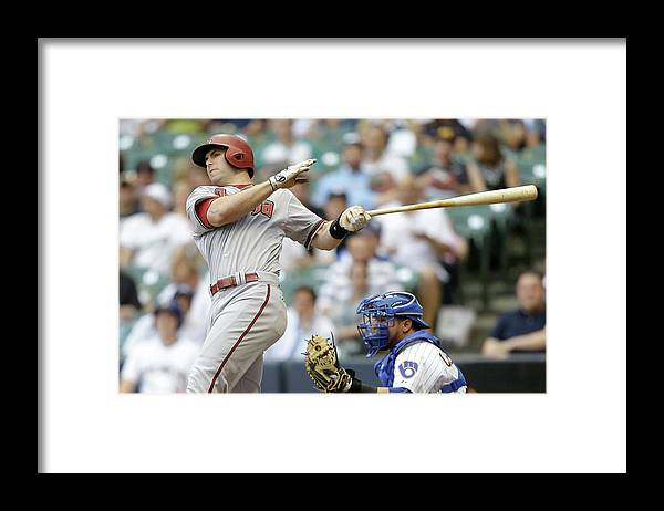 People Framed Print featuring the photograph Paul Miller by Mike Mcginnis