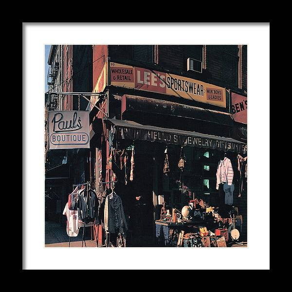 Paul's Boutique by Beastie Boys by Music N Film Prints