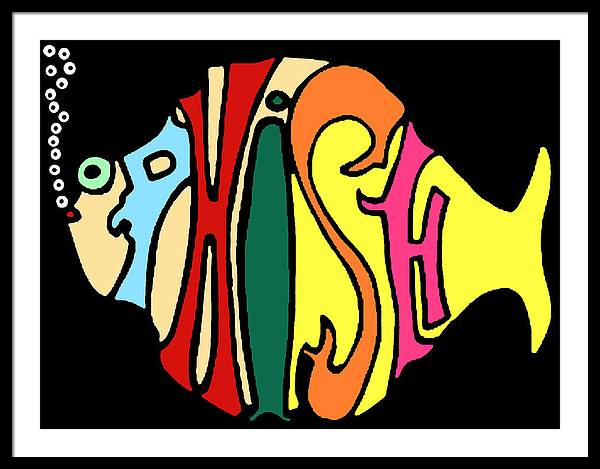 Phish The Band by Jas Stem