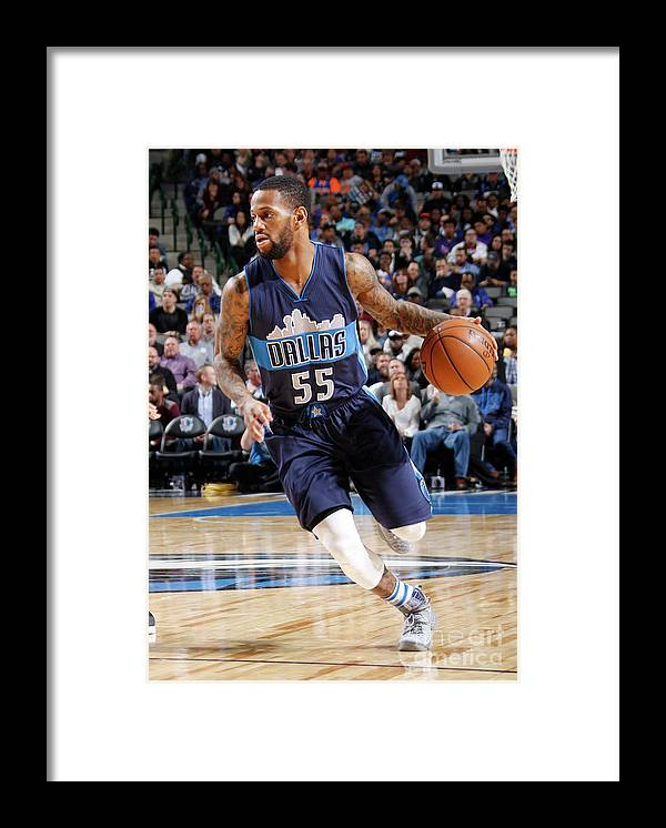 Nba Pro Basketball Framed Print featuring the photograph Pierre Jackson by Danny Bollinger
