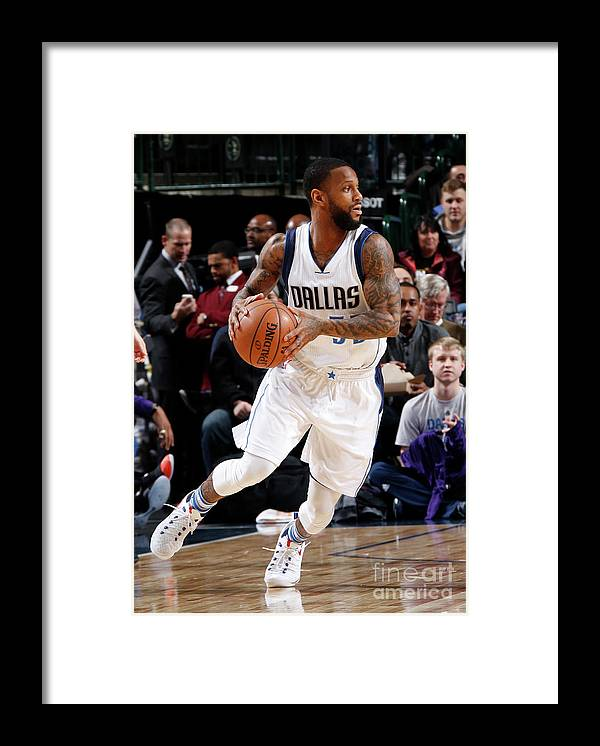 Nba Pro Basketball Framed Print featuring the photograph Pierre Jackson by Glenn James