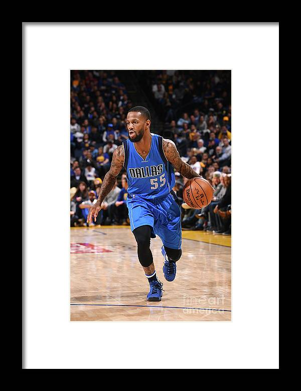 Nba Pro Basketball Framed Print featuring the photograph Pierre Jackson by Noah Graham