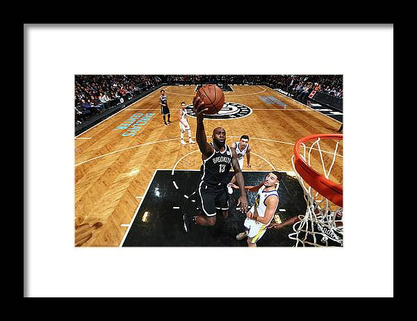 Nba Pro Basketball Framed Print featuring the photograph Quincy Acy by Nathaniel S. Butler