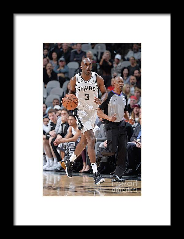 Nba Pro Basketball Framed Print featuring the photograph Quincy Pondexter by Mark Sobhani