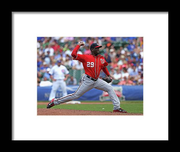 Season Framed Print featuring the photograph Rafael Soriano by Jonathan Daniel