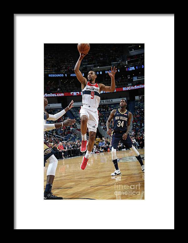 Smoothie King Center Framed Print featuring the photograph Ramon Sessions by Layne Murdoch Jr.