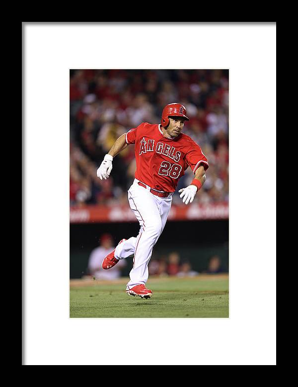 American League Baseball Framed Print featuring the photograph Raul Ibanez by Paul Spinelli