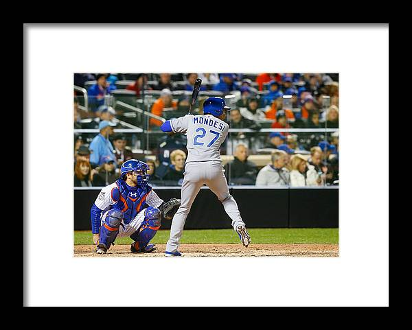 People Framed Print featuring the photograph Raul Mondesi by Jim McIsaac