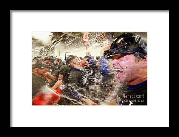 Championship Framed Print featuring the photograph Rich Hill by Jamie Squire