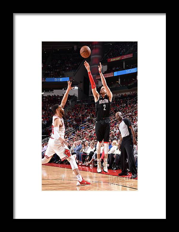 Nba Pro Basketball Framed Print featuring the photograph R.j. Hunter by Bill Baptist