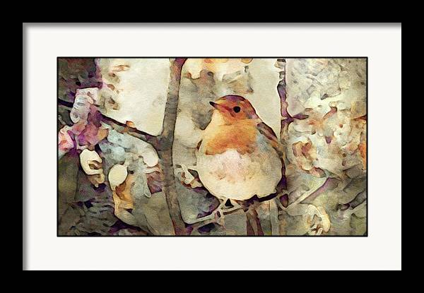 Robin Song of Spring by Susan Maxwell Schmidt