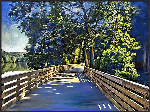Roswell Riverwalk by Ry M