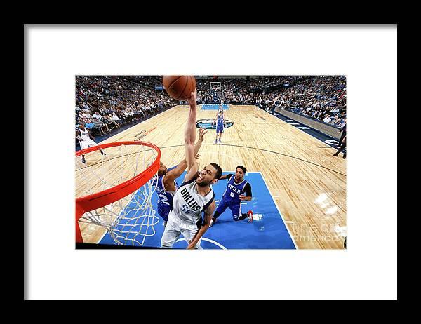 Salah Mejri Framed Print featuring the photograph Salah Mejri by Glenn James