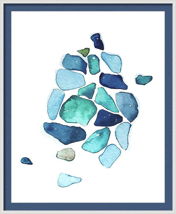 Sea Glass by Luisa Millicent