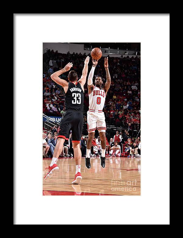 Nba Pro Basketball Framed Print featuring the photograph Sean Kilpatrick by Bill Baptist