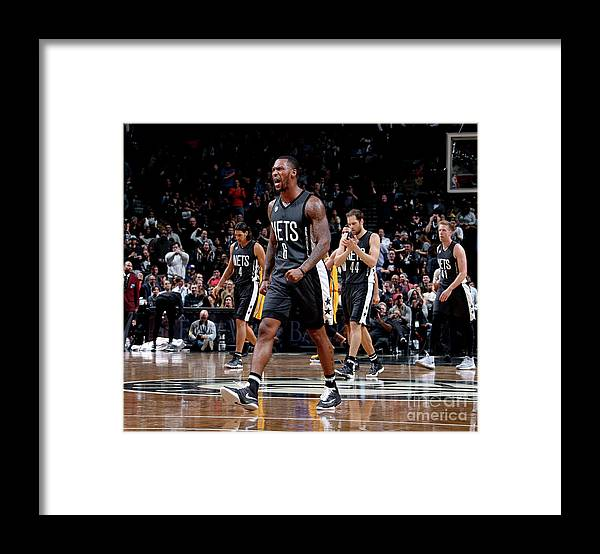 Nba Pro Basketball Framed Print featuring the photograph Sean Kilpatrick by Nathaniel S. Butler