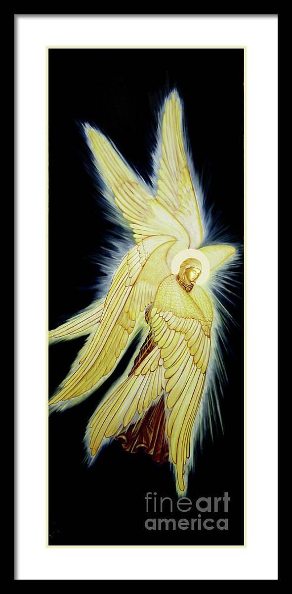 Seraphim by Ann Chapin