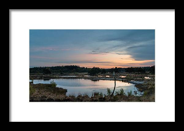 Scenics Framed Print featuring the photograph Serenity by William Mevissen