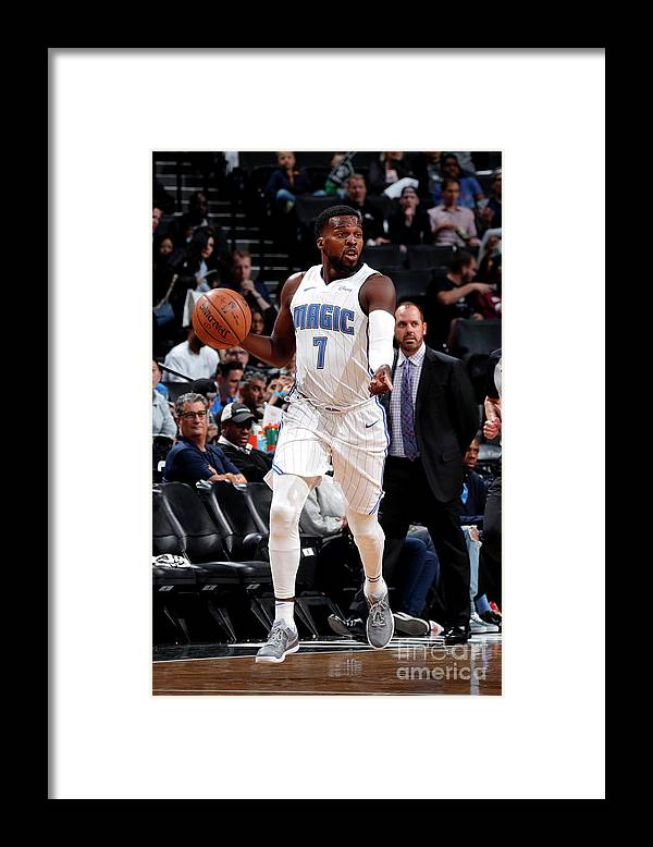 Nba Pro Basketball Framed Print featuring the photograph Shelvin Mack by Nathaniel S. Butler