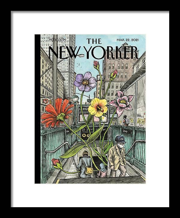 Springing Back by Ricardo Liniers