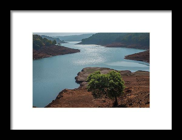 Prime Framed Print featuring the photograph Ssk 7297 Prime Location. Color by Sunil Kapadia