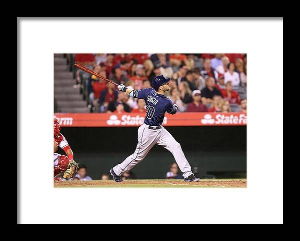 People Framed Print featuring the photograph Steven Souza by Stephen Dunn