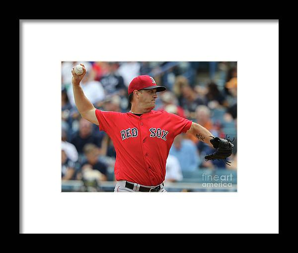 People Framed Print featuring the photograph Steven Wright by Justin K. Aller