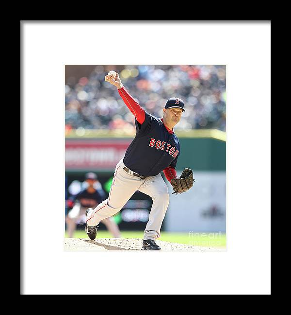 People Framed Print featuring the photograph Steven Wright by Leon Halip