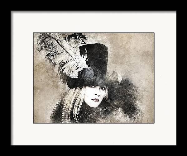 Stevie Nicks by Gregorio Fallaci