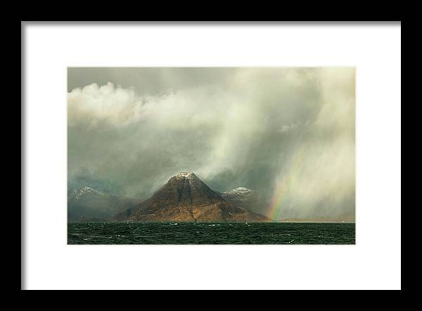 Storm Ciara at Elgol by Tony Higginson