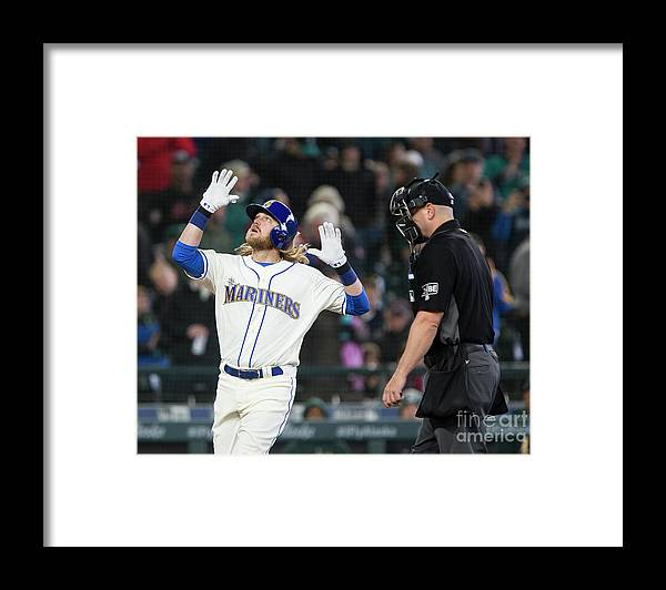 Three Quarter Length Framed Print featuring the photograph Taylor Motter by Lindsey Wasson