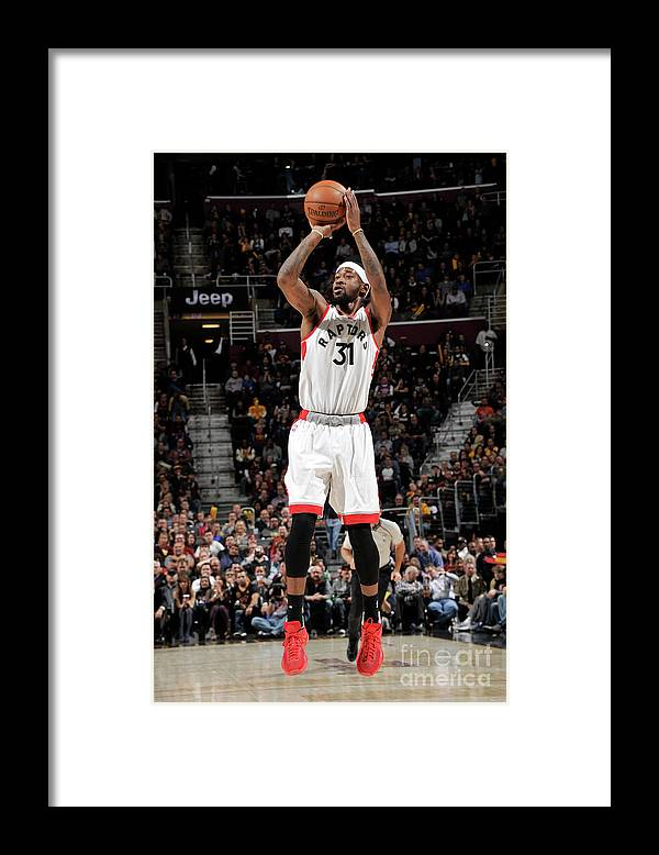 Nba Pro Basketball Framed Print featuring the photograph Terrence Ross by David Liam Kyle