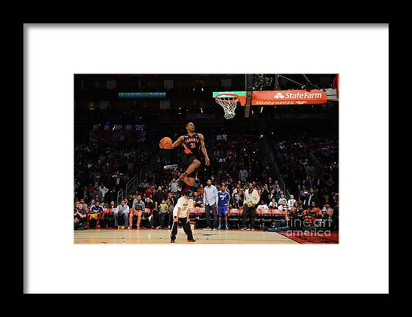 Nba Pro Basketball Framed Print featuring the photograph Terrence Ross by Garrett Ellwood
