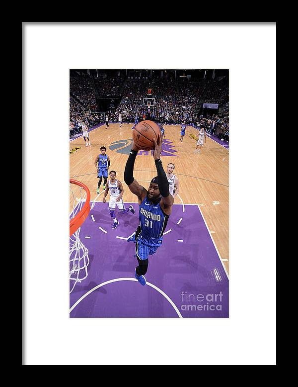 Nba Pro Basketball Framed Print featuring the photograph Terrence Ross by Rocky Widner