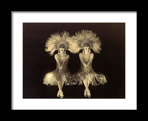 The Dolly Sisters by David Hinds