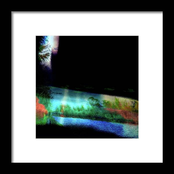 The View 6 Framed Art print by Onlythemoon