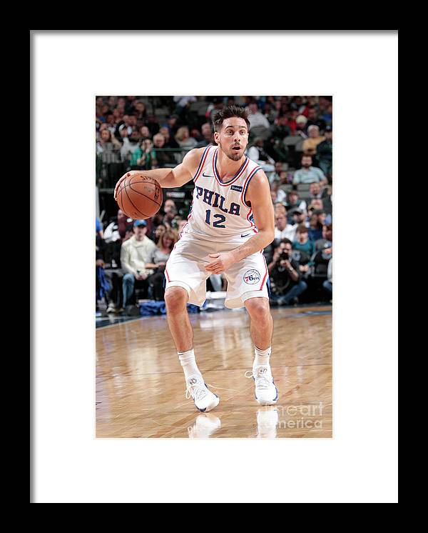 Nba Pro Basketball Framed Print featuring the photograph T.j. Mcconnell by Glenn James